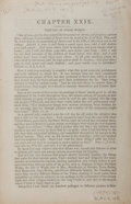 Books:Americana & American History, [Abolition]. Frederick Hasted. 1863 Anti-Slavery Pamphlet. N.p.,n.d., circa 1863. Four pages, printed on the two integral p...
