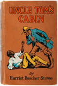 "Books:Americana & American History, Harriet Beecher Stowe. Uncle Tom's Cabin. ""The Boy's OwnPaper"" Office, n.d. Edited and slightly abridged by C. ..."