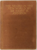 Books:Americana & American History, Sir Harry H. Johnston. The Negro in the New World. Methuen& Co., Ltd., 1910. First edition. Illustrated. Publis...