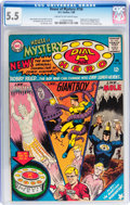 Bronze Age (1970-1979):Horror, House of Mystery Group (DC, 1964-72) CGC VF/NM 9.0 except asnoted.... (Total: 6 Comic Books)