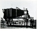 "Photography:Official Photos, [American Heritage Archives]. Photographic Reprint DepictingPhotographers Standing Around George Lawrence's ""Giant Camera."" ..."
