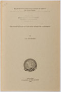 Books:Natural History Books & Prints, O.D. von Engeln. Palisade Glacier of the High Sierra of California. New York: Geological Society of America, 1933. P...