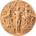 Miscellaneous Collectibles:General, 1912 Stockholm Summer Olympics Individual Gold Medal for Trap Shooting....