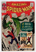 Silver Age (1956-1969):Superhero, The Amazing Spider-Man #2 (Marvel, 1963) Condition: Apparent VG....