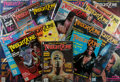Books:Science Fiction & Fantasy, Group of Twenty-Two Issues of Rod Sterling's The Twilight Zone Magazine. Various issues 1984-1987. Few multiples... (Total: 22 Items)
