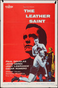 "Movie Posters:Sports, The Leather Saint & Other Lot (Paramount, 1956). One Sheets (2) (27"" X 41""). Sports.. ... (Total: 2 Items)"