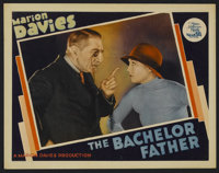 "The Bachelor Father (MGM, 1931). Lobby Card (11"" X 14""). Comedy. Directed by Robert Z. Leonard. Starring Mario..."