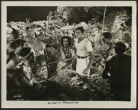 "Bird of Paradise (RKO, 1932). Still (8"" X 10""). Romance. Directed by King Vidor. Starring Dolores Del Rio, Joe..."