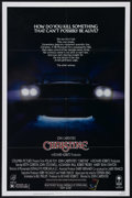 "Christine (Columbia, 1983). One Sheet (27"" X 41""). Horror. Directed by John Carpenter. Starring Keith Gordon..."