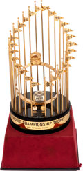 Baseball Collectibles:Others, 1979 Pittsburgh Pirates World Series Championship Large Trophy....