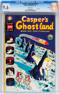 Bronze Age (1970-1979):Cartoon Character, Casper's Ghostland #67 File Copy (Harvey, 1972) CGC NM+ 9.6 Whitepages....