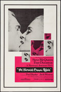 "Movie Posters:Crime, The Thomas Crown Affair (United Artists, 1968). One Sheet (27"" X 41""). Crime.. ..."