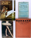 Books:Art & Architecture, [Ballet]. Group of Four Books Related to Ballet. Various publishers, 20th century. Various editions. Octavo or larger. Publi... (Total: 4 Items)