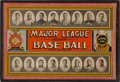 Baseball Collectibles:Others, 1913 Major League Indoor Base Ball Game. ...