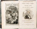 "Books:Americana & American History, Harriet Beecher Stowe. Uncle Tom's Cabin. London: Clarke andCo., 1852. The People's Illustrated Edition, with ""fift..."