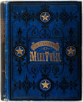 Books:Americana & American History, Mark Twain's Sketches, New and Old. Hartford/Chicago:American Publishing Company, 1875. First edition, later state.Oct...