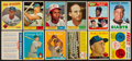 Baseball Cards:Lots, 1957 - 1967 Topps Baseball Collection (102) With Stars &HoFers! ...
