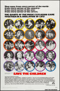 """Movie Posters:Black Films, Save the Children (Paramount, 1973). One Sheet (27"""" X 41""""). BlackFilms.. ..."""