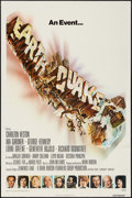 "Movie Posters:Action, Earthquake (Universal, 1974). One Sheet (27"" X 41""). Action.. ..."
