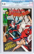 Bronze Age (1970-1979):Superhero, The Amazing Spider-Man #101 Don/Maggie Thompson Collection pedigree(Marvel, 1971) CGC NM/MT 9.8 White pages....