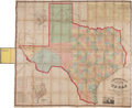 Miscellaneous:Maps, [Map]. Charles W. Pressler. Pressler's Map of the State ofTexas....