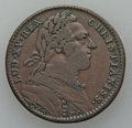 Betts Medals, 1751 They Flourish Under All Stars Very Good Uncertified.Betts-385. Bronze, 28 mm....