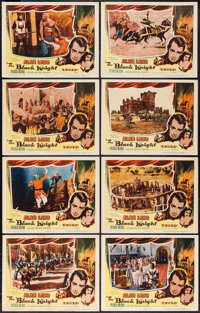 """The Black Knight (Columbia, 1954). Lobby Card Set of 8 (11"""" X 14""""). Adventure. ... (Total: 8 Items)"""