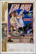 "Movie Posters:Science Fiction, Star Wars (20th Century Fox, 1978). One Sheet (27"" X 41"") Style D. Science Fiction.. ..."