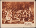 "Movie Posters:Historical Drama, The King of Kings (Pathé, 1927). Lobby Card (11"" X 14""). HistoricalDrama.. ..."
