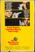"""Movie Posters:Thriller, The Manchurian Candidate (United Artists, 1962). Poster (40"""" X 60"""") Style Y. Thriller.. ..."""