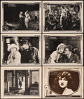 """Movie Posters:Drama, Prisoners of Love & Other Lot (Goldwyn, 1921). Lobby Cards (6)(11"""" X 14""""). Drama.. ... (Total: 6 Items)"""
