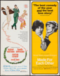 """Movie Posters:Comedy, Cactus Flower & Others Lot (Columbia, 1969). Inserts (7) (14"""" X36""""). Comedy.. ... (Total: 7 Items)"""