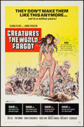 "Movie Posters:Fantasy, Creatures the World Forgot (Columbia, 1971). One Sheet (27"" X 41"").Fantasy.. ..."