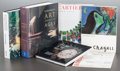 Miscellaneous, SIX ART REFERENCE BOOKS. 20th century. ... (Total: 6 Items)