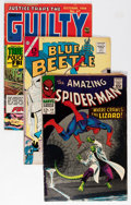 Silver Age (1956-1969):Miscellaneous, Silver Age Miscellaneous Comics Group (Various Publishers, 1960s)Condition: VG.... (Total: 24 Comic Books)