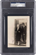 Baseball Collectibles:Photos, Circa 1954 Joe DiMaggio & Marilyn Monroe Signed Photograph....