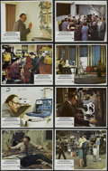 "Movie Posters:Crime, The Conversation (Paramount, 1974). Lobby Card Set of 8 (11"" X14""). Thriller. Directed by Francis Ford Coppola. Starring Ge...(Total: 8 Items)"