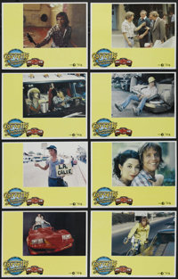 """Corvette Summer (MGM, 1978). Lobby Card Set of 8 (11"""" X 14""""). Comedy. Directed by Matthew Robbins. Starring Ma..."""