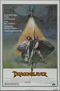 """Movie Posters:Fantasy, Dragonslayer (Paramount, 1981). One Sheet (27"""" X 41""""). Fantasy. Directed by Matthew Robbins. Starring Peter MacNicol, Caitli..."""