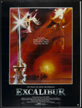 """Movie Posters:Fantasy, Excalibur (Warner Brothers, 1981). French Grande (47"""" X 63"""").Fantasy. Directed by John Boorman. Starring Nigel Terry, Nicol..."""