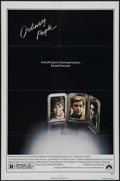 "Movie Posters:Academy Award Winner, Ordinary People (Paramount, 1980). One Sheet (27"" X 41""). Drama.Directed by Robert Redford. Starring Donald Sutherland, Mar..."