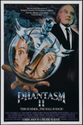 "Movie Posters:Horror, Phantasm II (Universal, 1988). One Sheet (27"" X 41"") Advance.Horror. Directed by Don Coscarelli. Starring James LeGros, Reg..."