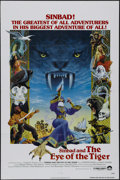 """Movie Posters:Fantasy, Sinbad and the Eye of the Tiger (Columbia, 1977). One Sheet (27"""" X41""""). Fantasy. Directed by Sam Wanamaker. Starring Jane S..."""