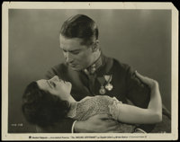 "The Smiling Lieutenant (Paramount, 1931). Still (8"" X 10""). Romance"