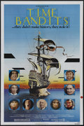 """Movie Posters:Fantasy, Time Bandits (Embassy, 1981). One Sheet (27"""" X 41""""). Adventure. Directed by Terry Gilliam. Starring John Cleese, Sean Conner..."""