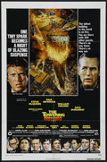 "Movie Posters:Action, The Towering Inferno (20th Century Fox, 1974). One Sheet (27"" X41""). Disaster. Directed by Irwin Allen. Starring Steve McQu..."
