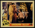 """Movie Posters:Western, Unknown Valley (Columbia, 1933). Lobby Cards (3) (11"""" X 14""""). Western. Directed by Lambert Hillyer. Starring Buck Jones, Cec... (Total: 3 Items)"""