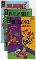 Bronze Age (1970-1979):Cartoon Character, Bullwinkle Group (Gold Key, 1976-77) Condition: Average VF/NM.Issues #12, 15, and 16. Approximate Overstreet value for grou...(Total: 3 Comic Books)