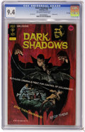 Bronze Age (1970-1979):Horror, Dark Shadows #18 File Copy (Gold Key, 1973) CGC NM 9.4 Off-white towhite pages. Painted cover. Joe Certa art. Overstreet 20...