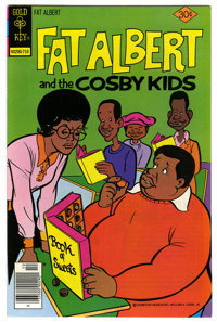 Fat Albert #21 (Gold Key, 1977) Condition: VF/NM. Overstreet 2006 VF/NM 9.0 value = $14; NM- 9.2 value = $18. From the R...